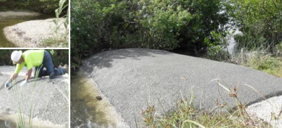 Service - Erosion