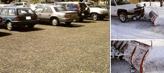 Service - Parking Lot