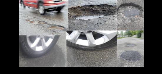 Service - Potholes