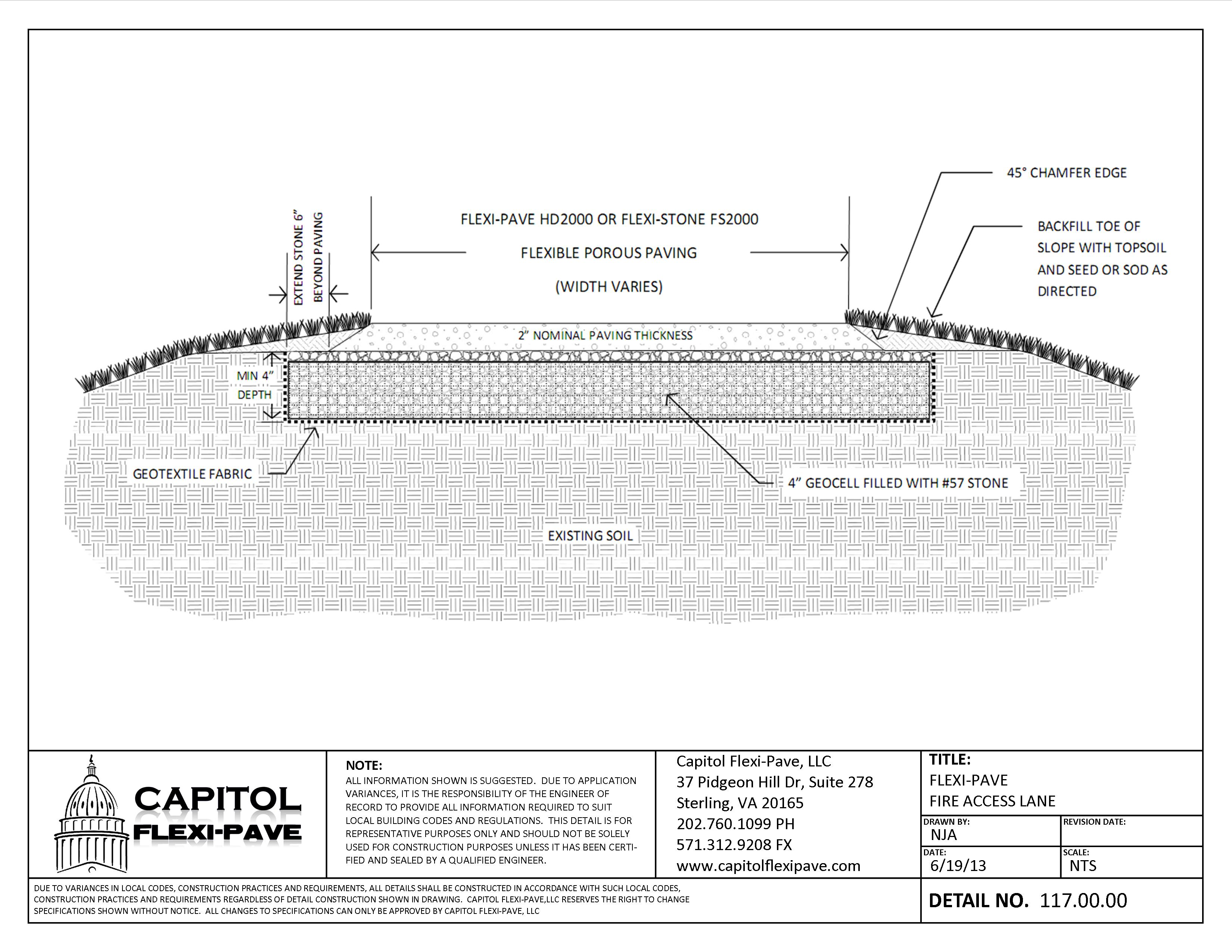Capitol Flexi-Pave - Delivering Sustainable, Next Generation